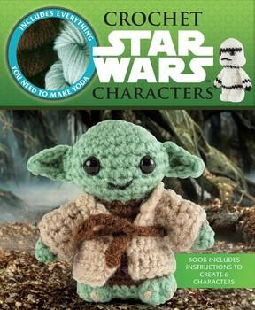 Crochet Star Wars Characters Kit (Yoda)