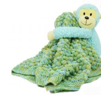 Hug This! Baby Blanket Kit