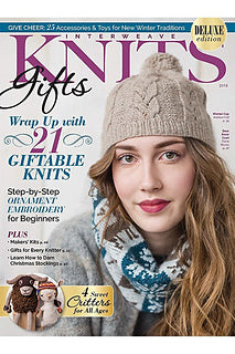Interweave Knits: Gifts 2018