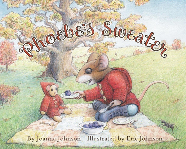 Phoebe's Sweater by Joanna Johnson