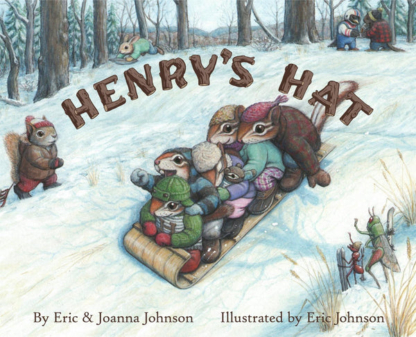Henry's Hat by Joanna Johnson