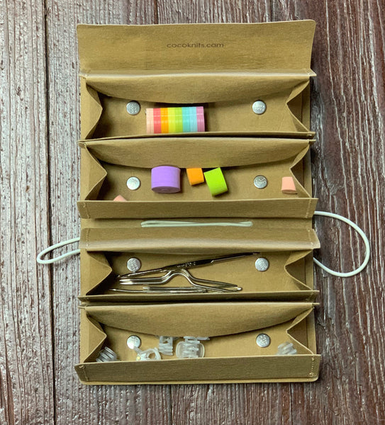 Cocoknits Accessory Roll Gift Pack