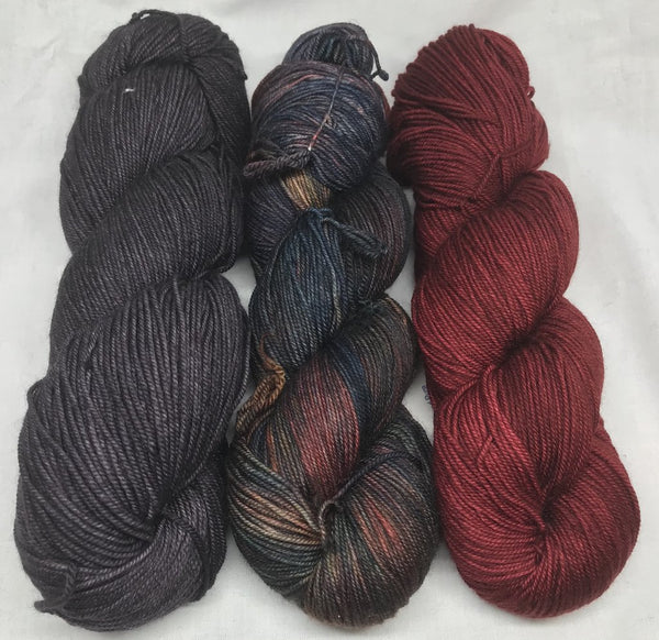 Magical Thinking Yarn Packs - Malabrigo Sock
