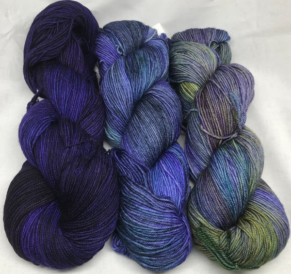Free Your Fade Kit - Malabrigo Sock 2