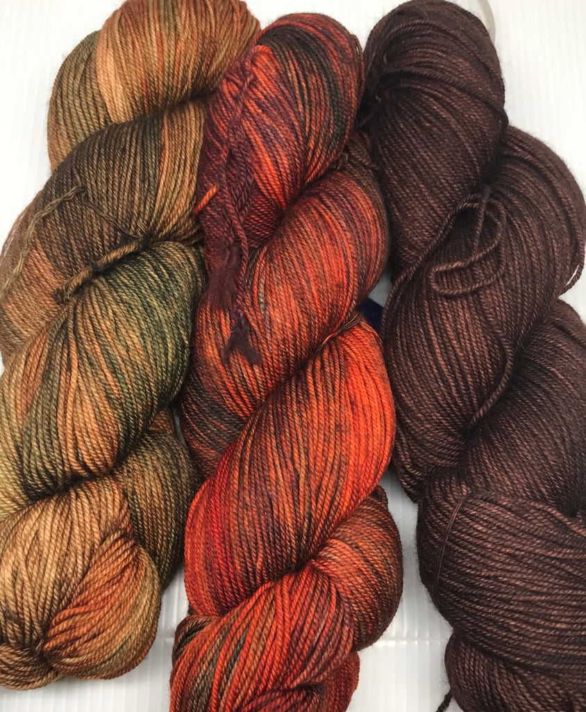 Free Your Fade Kit - Malabrigo Sock 6