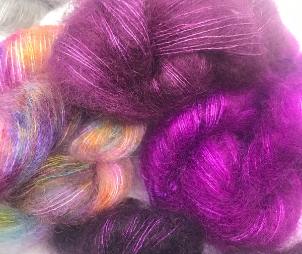 Billy Kid Lace Silk Mohair