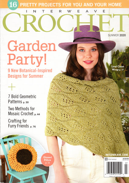 Interweave Crochet Summer 2020