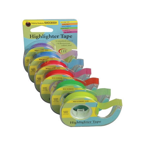 Highlighter Tape - New Econo Size