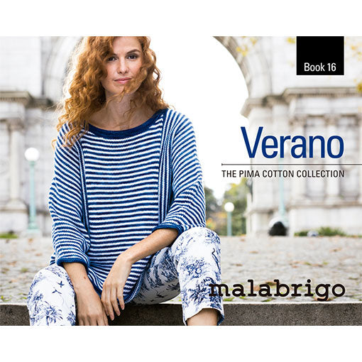 Malabrigo Book 16 - Verano:  The Pima Cotton Collection