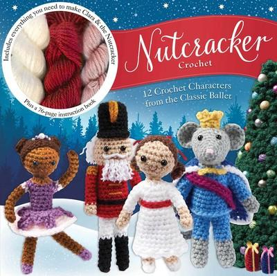Nutcracker Amugurumi Crochet Kit