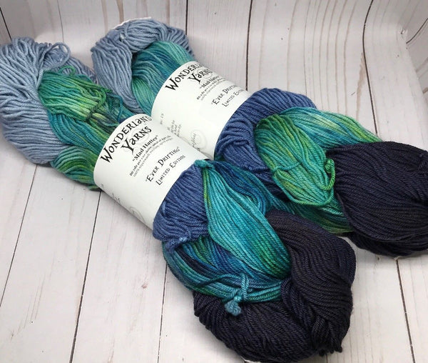 Mad Hatter Sport Pack of the Month Club - Limited Edition Mini Skein Packs