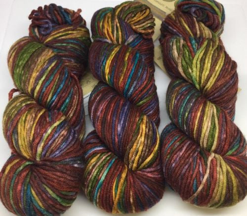 Uneek Self-Striping Worsted Merino