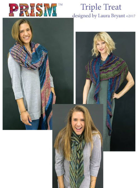 Triple Treat Scarf/Wrap Kit
