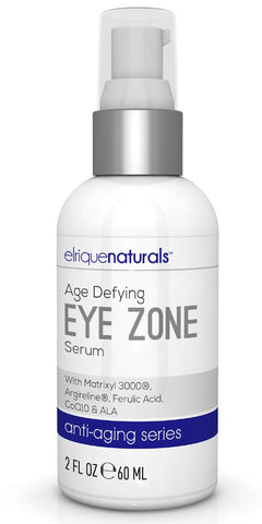 Eye Zone Treatment And Under Eye Serum - Elrique Naturals