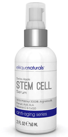 Stem Cell Serum Best Anti Aging Serum - Elrique Naturals