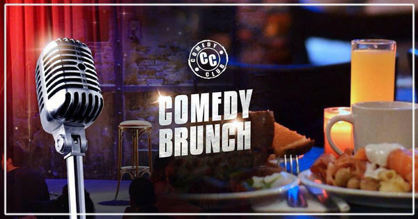 PREMIUM 26 avril 2020 - Dimanche - Comedy Brunch