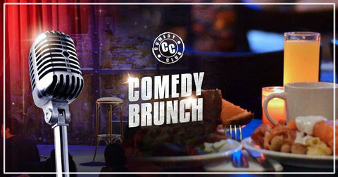 19 avril 2020 - Dimanche - Comedy Brunch