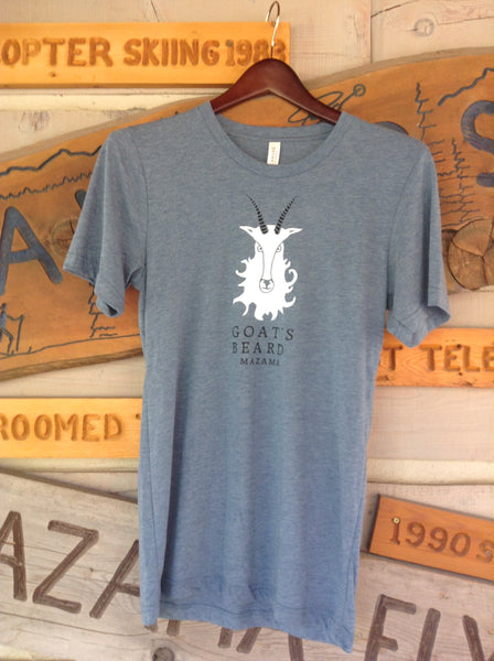 Men's Goat's Beard Tri-Blend T Shirts