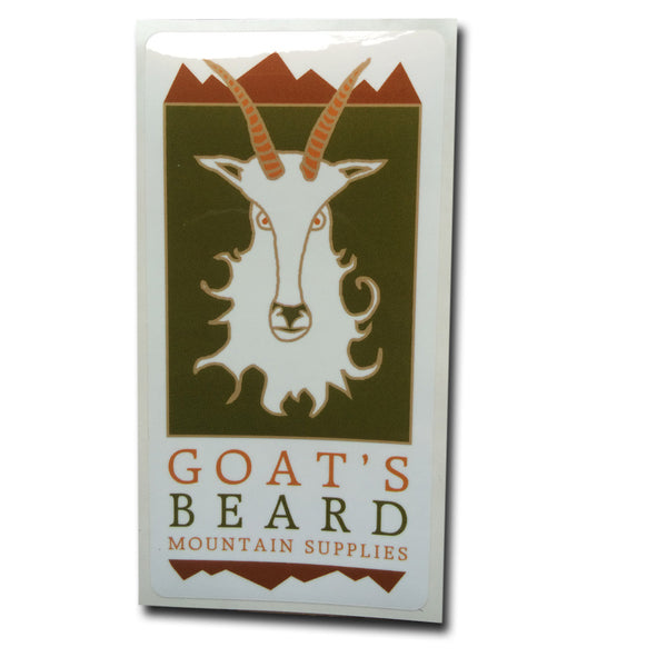 Goat's Beard Sticker