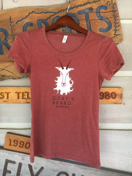 Women's Goat's Beard Tri-Blend T-Shirt