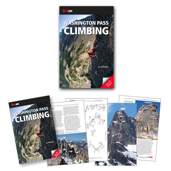 Washington Pass Climbing Guide