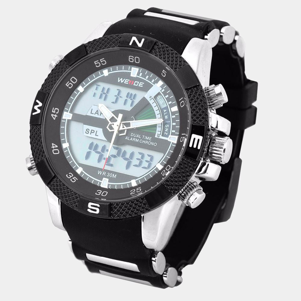 Grayson Dual Display Sport Watch