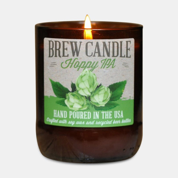 Hoppy IPA Brew Candle