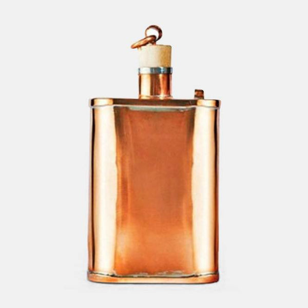 Great American Flask - 100% Copper