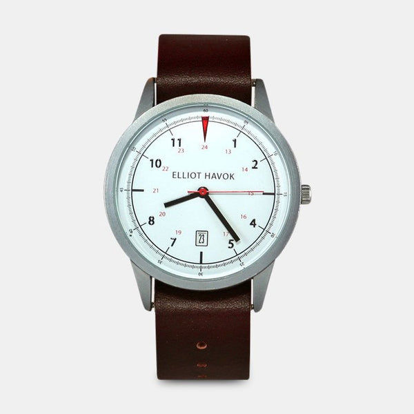 Classic Havok Watch - White