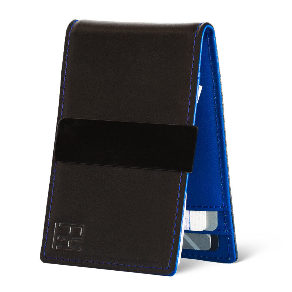 Blackout Edition Money Clip Slim Wallet