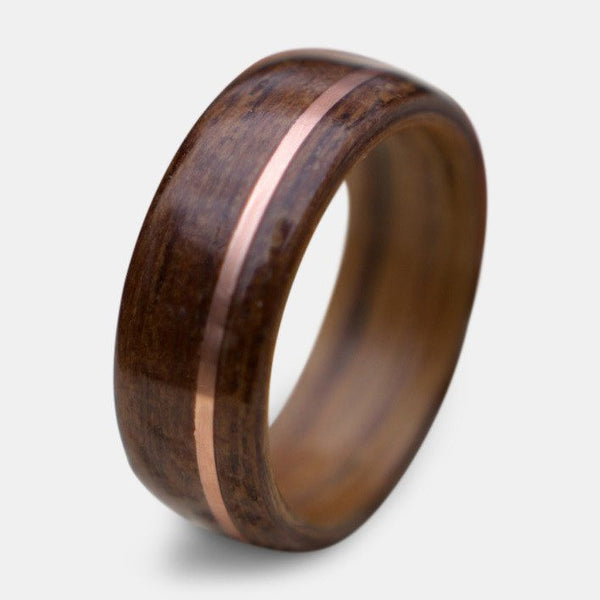 North Carolina Teakwood Ring