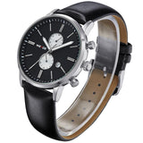 McCoy Classic Analog Watch - Blackout
