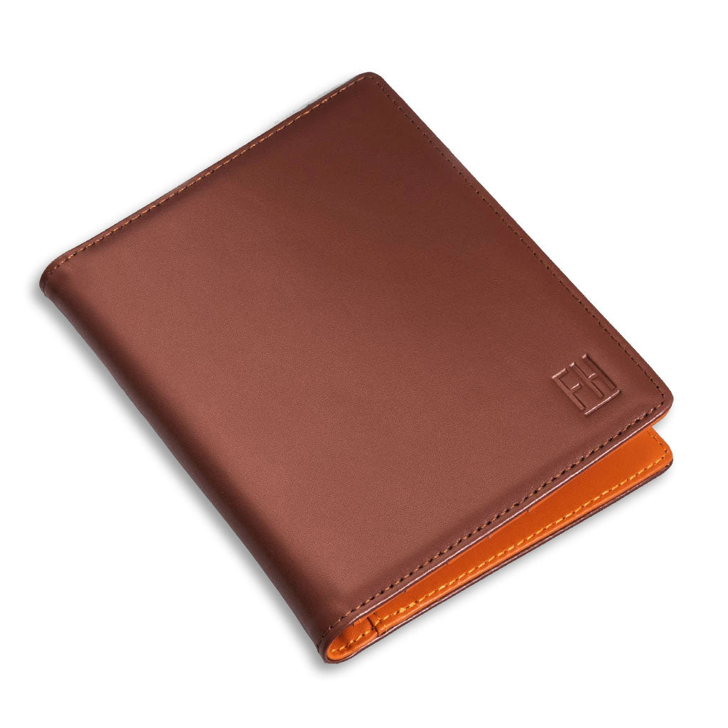 Passport Wallet in Top Grain Leather