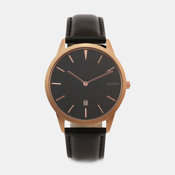 Rose Gold Havok Watch