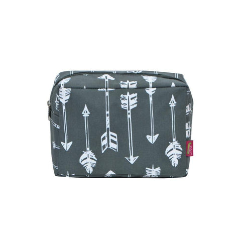 N. Gil Large Travel Cosmetic Pouch Bag 2