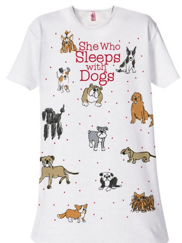 Nightshirt-Says-She-Who-Sleeps-with-Dogs-B005O19ZM4