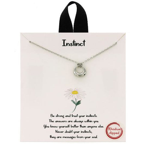 Instinct necklace
