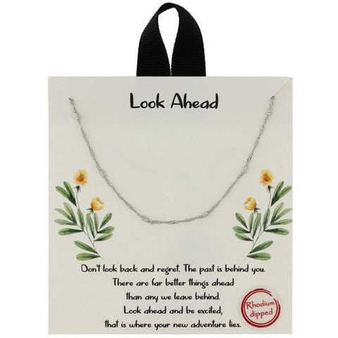 Look Ahead Necklace
