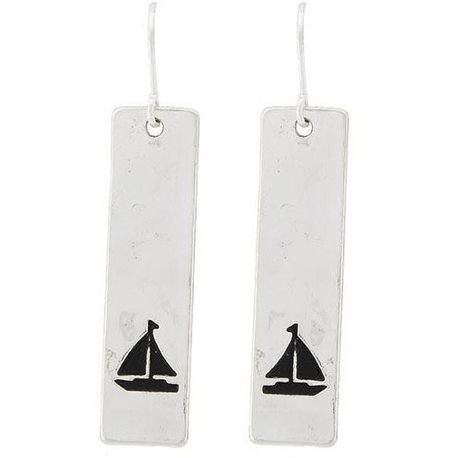 Sailboat Earring EM8400 Boats