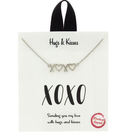 XOXO Delicate Necklace