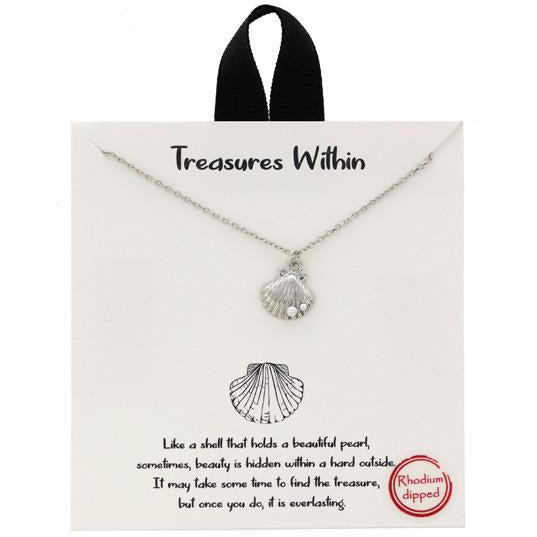 Treasures Within necklace