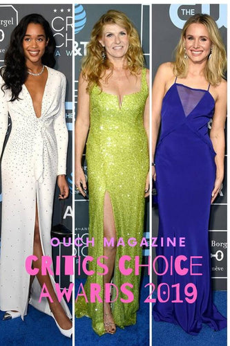 Critics Choice Awards 2019-OUCH MAGAZINE USA,NY