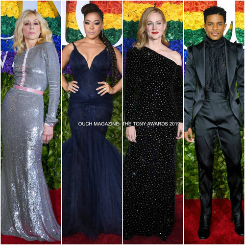 The TONYS AWARDS Red Carpet 2019-OUCH MAGAZINE USA,NY