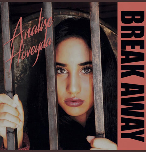 "Analise Hoveyda Releases New Single ""Break Away""-OUCH MAGAZINE USA,NY"