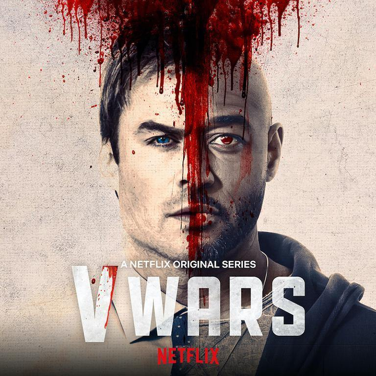 "OFFICIAL TRAILER ""V Wars"" starring Ian Somerhalder"