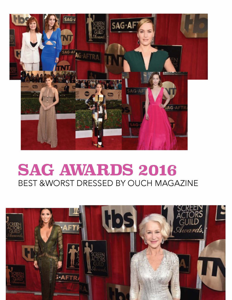 SAG AWARDS 2016- best dressed picks