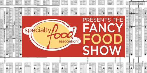 New York Fancy Food Show Day 1 what we loved-OUCH MAGAZINE USA,NY