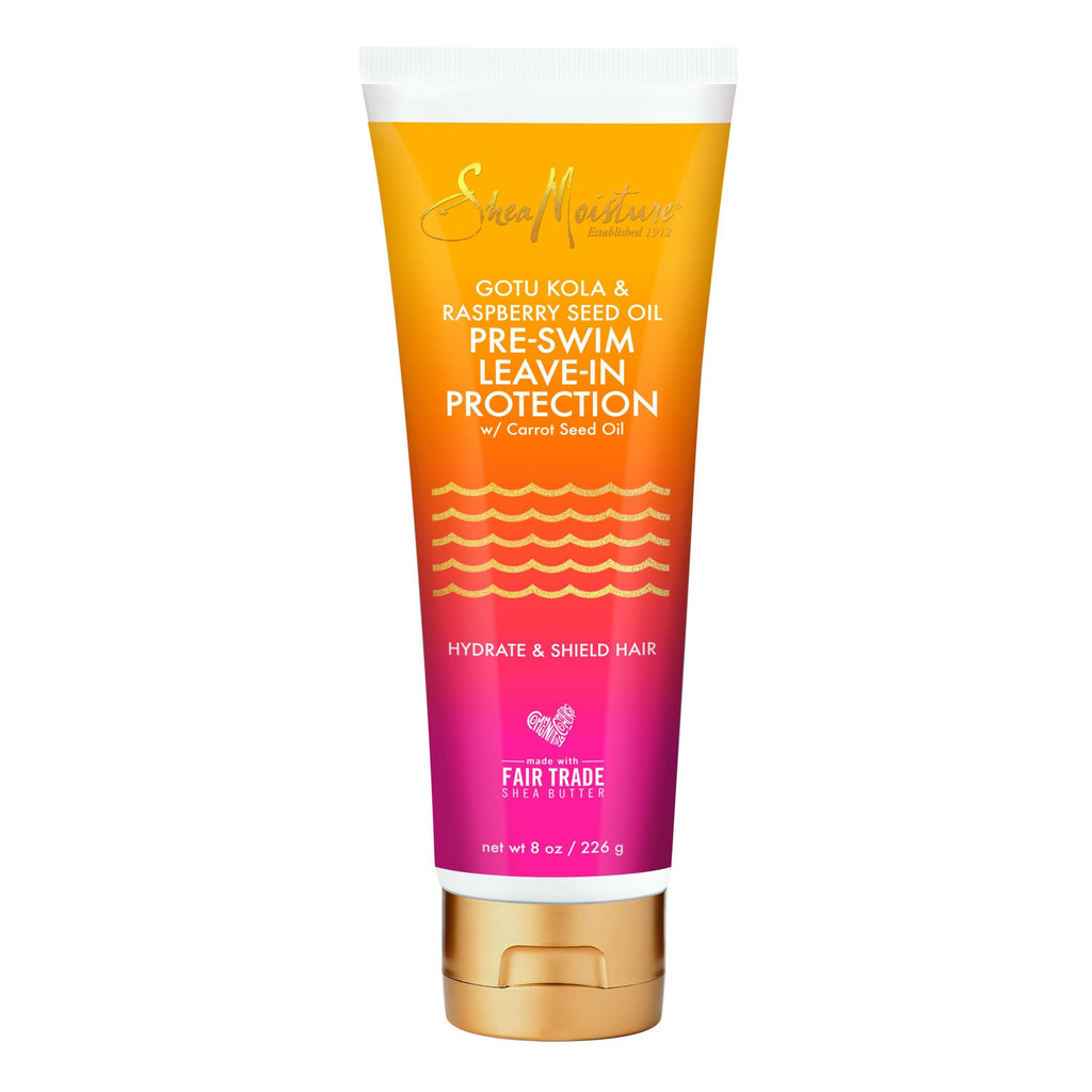 SheaMoisture Sun Care hair and skin Perfect for this Summer Vacation