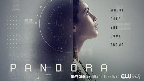 "'Pandora' Renewed For Season 2 "" Congrats"