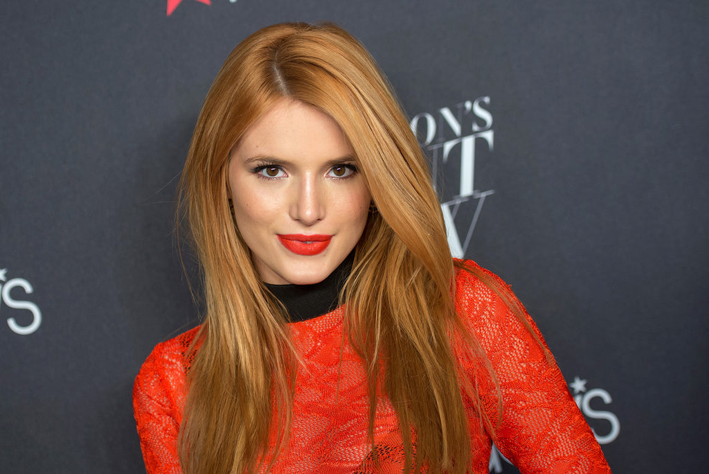 Actress Bella Thorne Style 2016
